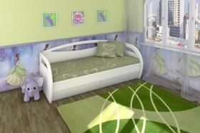 Деревянная кровать Баварская
