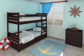 Кровать 2-х ярусная Дуэт