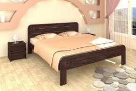 Деревянная кровать Ева-Люкс
