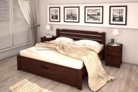 Деревянная кровать Марго-Люкс