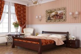 Деревянная кровать Монреаль-Люкс
