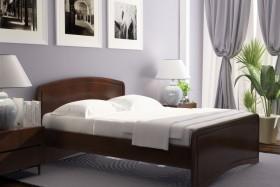 Деревянная кровать Нега