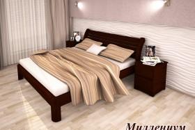Деревянная кровать Миллениум