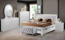 Деревянная кровать Бельгия
