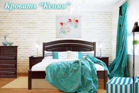 Деревянная кровать Кения